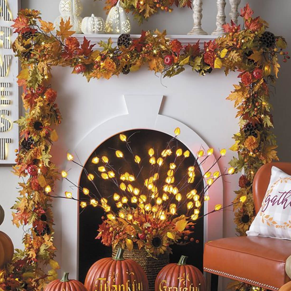 Thanksgiving Decorating Checklist | Freshome Holiday Guide