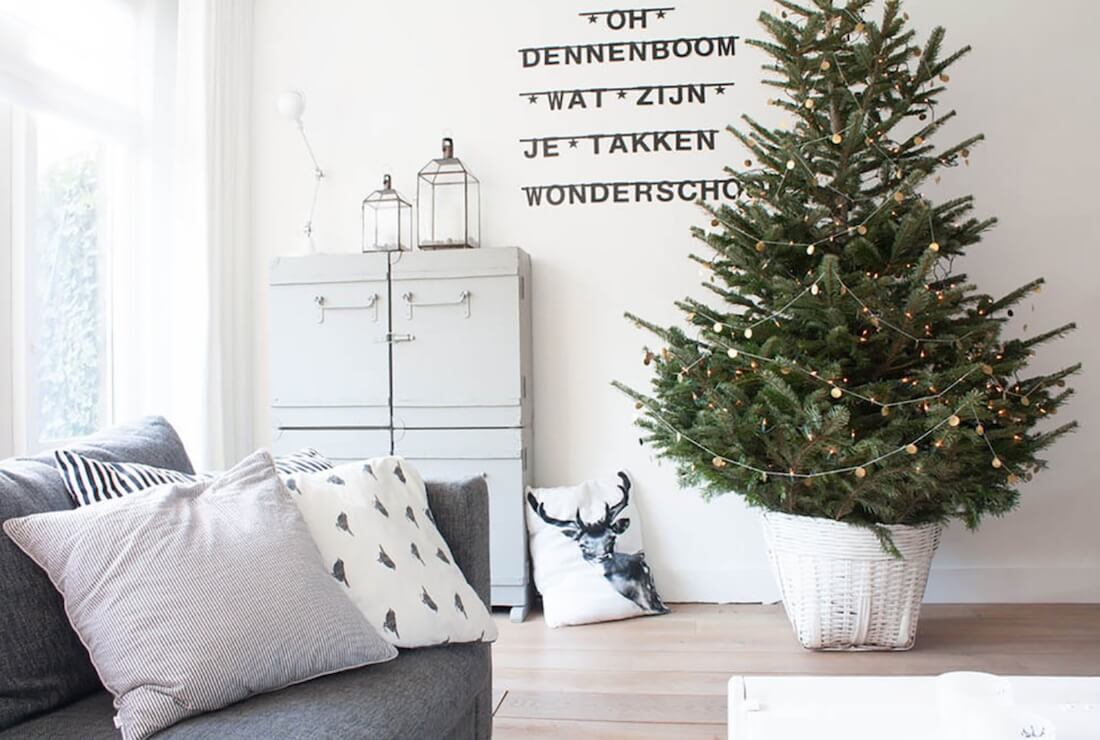 Holiday Wall Decorations Decal Words
