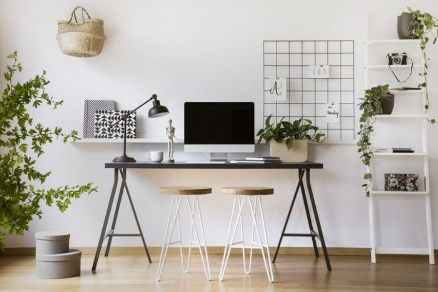 Create The Perfect Home Office In 8 Steps