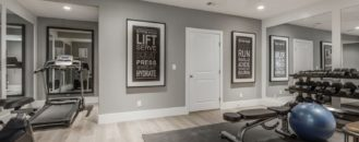 Creating a Home Gym That Makes You Want to Exercise