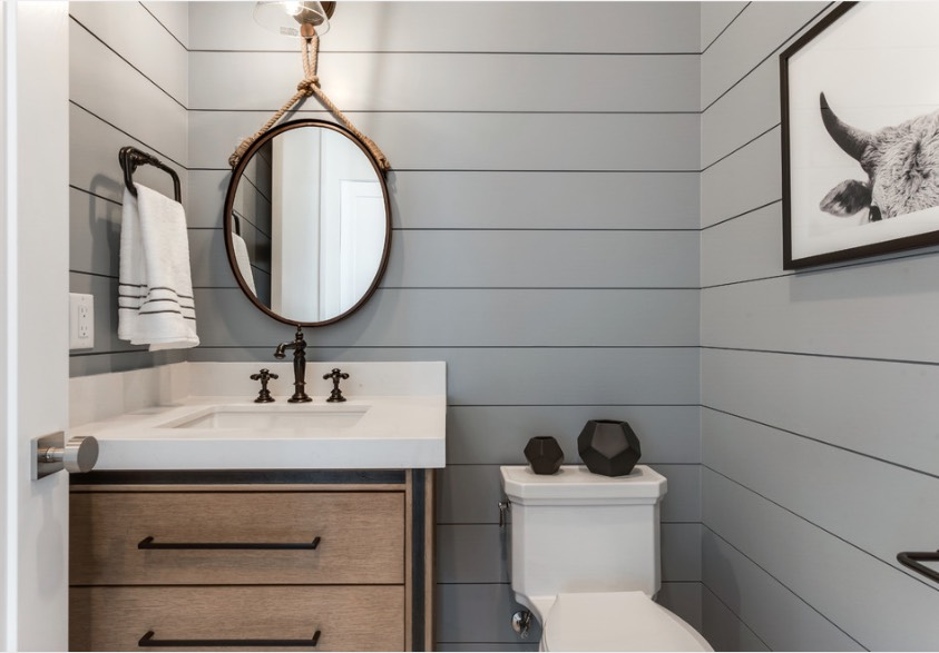 50 Powder Room Ideas That Transform Your Small Half Bath From Ordinary To Extraordinary