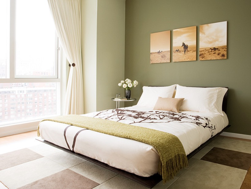 Decorating With Olive Green 30 Ideas For Fall And Beyond Freshome