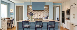 Decorating Ideas for Behr Blueprint: 2019 Color of the Year