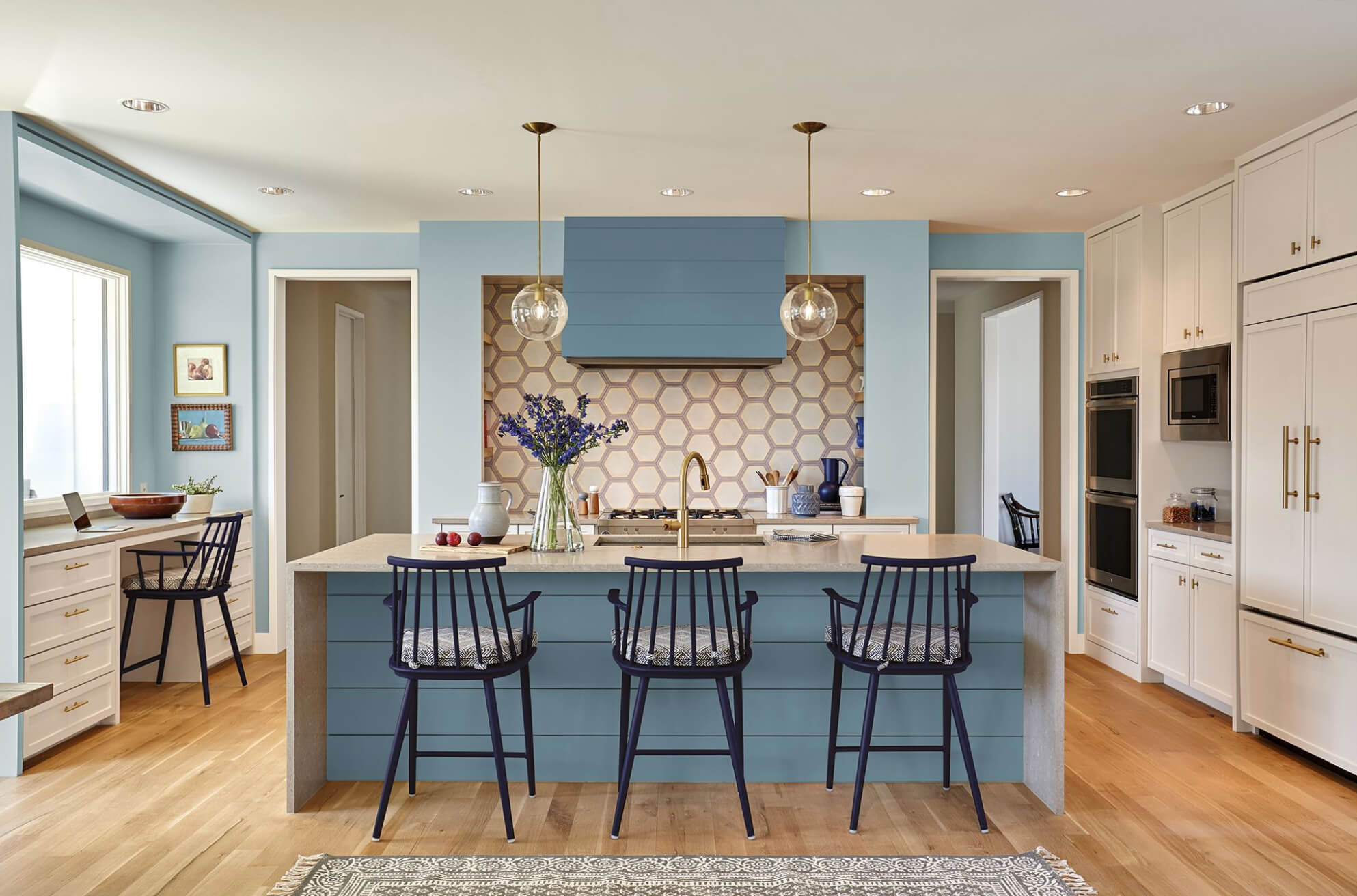 Decorating Ideas For Behr Blueprint: 2019 Color Of The