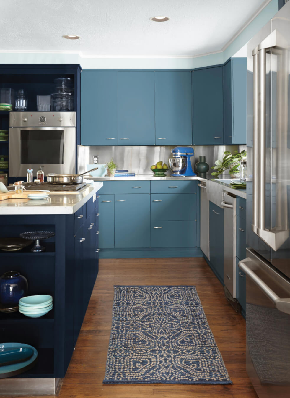 Behr Blueprint Kitchen