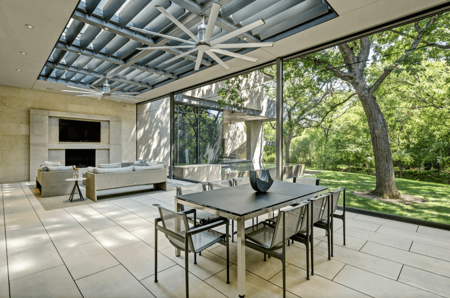 12 Covered Outdoor Living Areas to Maximize Patio Usage ... on Covered Outdoor Living Area id=57376