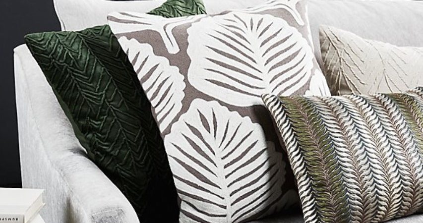 These Home Accents Featuring Botanical Prints Are Perfect For Fall – And Year Round