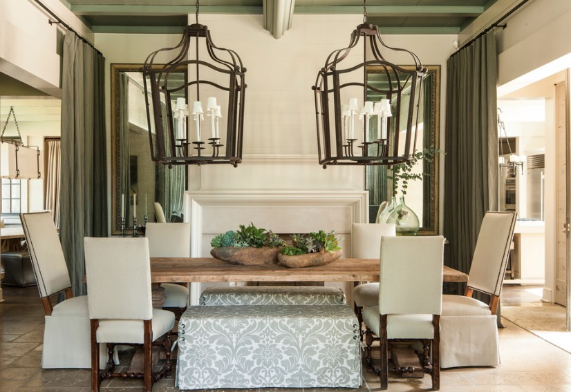 Decorating With Olive Green: 30 Ideas For Fall And Beyond | Freshome