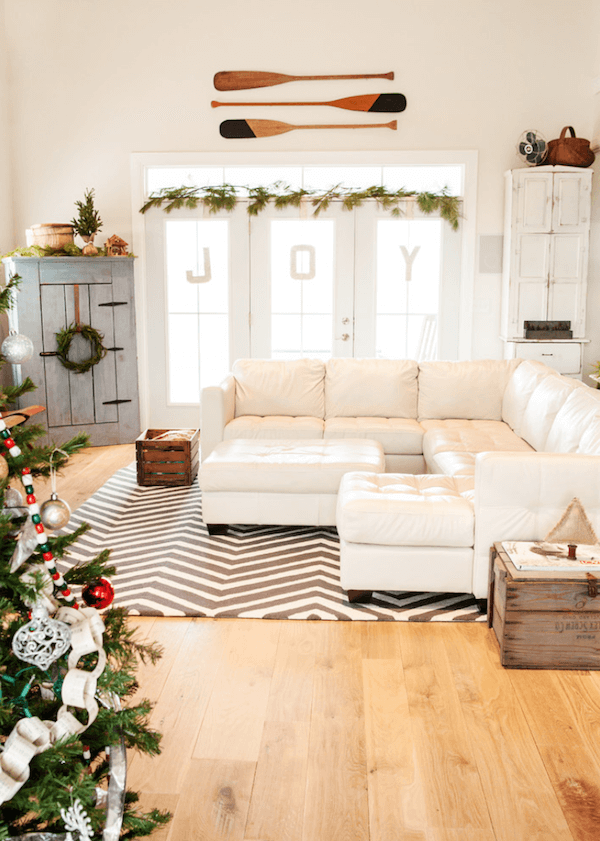 holiday decor storage hacks - fresh