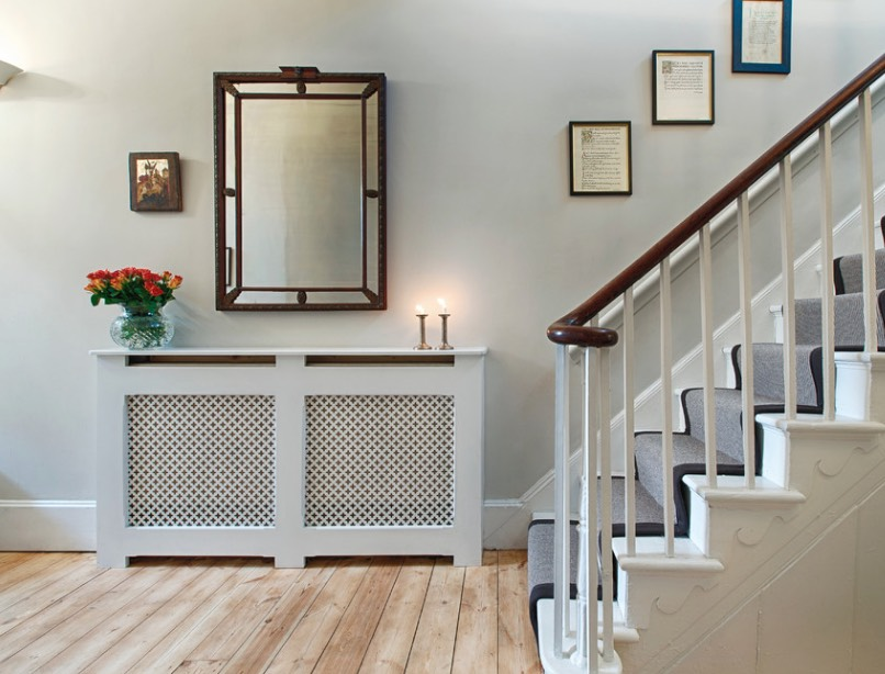 small radiator covers and radiator cabinets - freshome.com