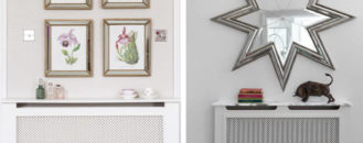 30 Modern Radiator Covers and Cabinet Ideas That Hide Your Old-School Pipes