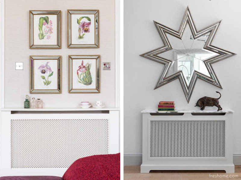 30 Modern Radiator Covers And Cabinet Ideas That Hide Your Old