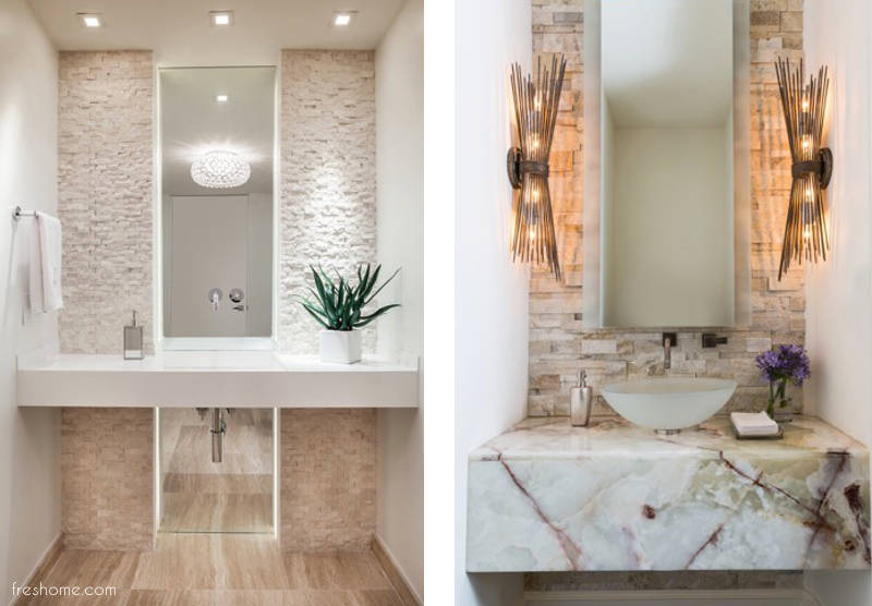 50 Powder Room Ideas That Transform Your Small Half Bath From