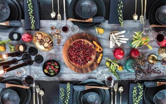 20 Pinterest Thanksgiving Table Setting Ideas You'll Want To Try