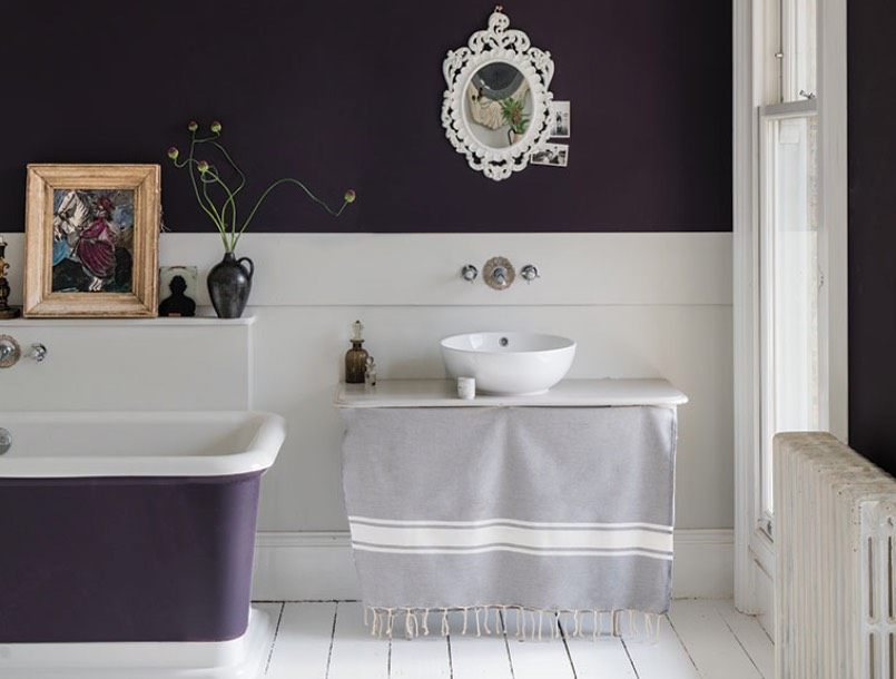 paean black farrow and ball paints