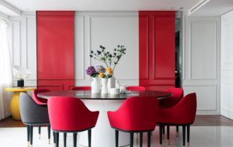 Decorate With Red to Give Your Space a High-Design Vibe