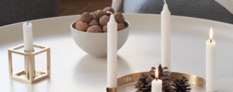 Chestnuts Roasting: Decorate with Holiday Nuts
