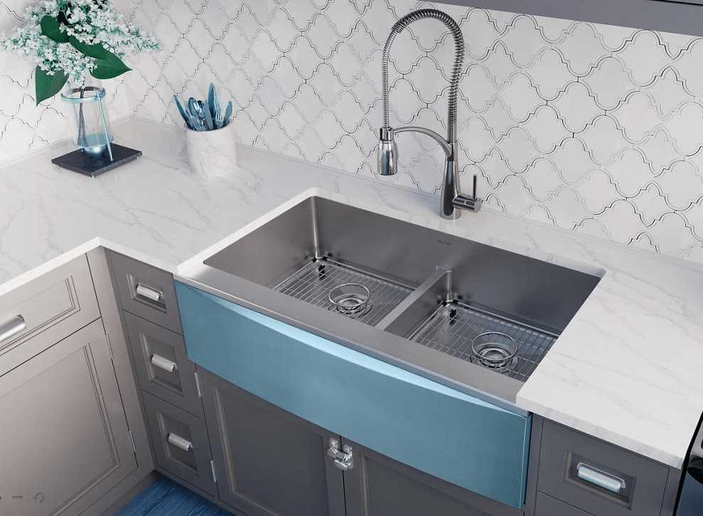 Elkay farmhouse sink
