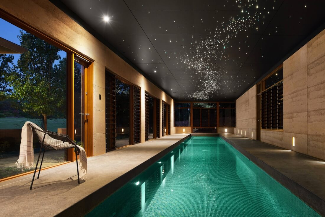 Interior Skyscapes Indoor Pool