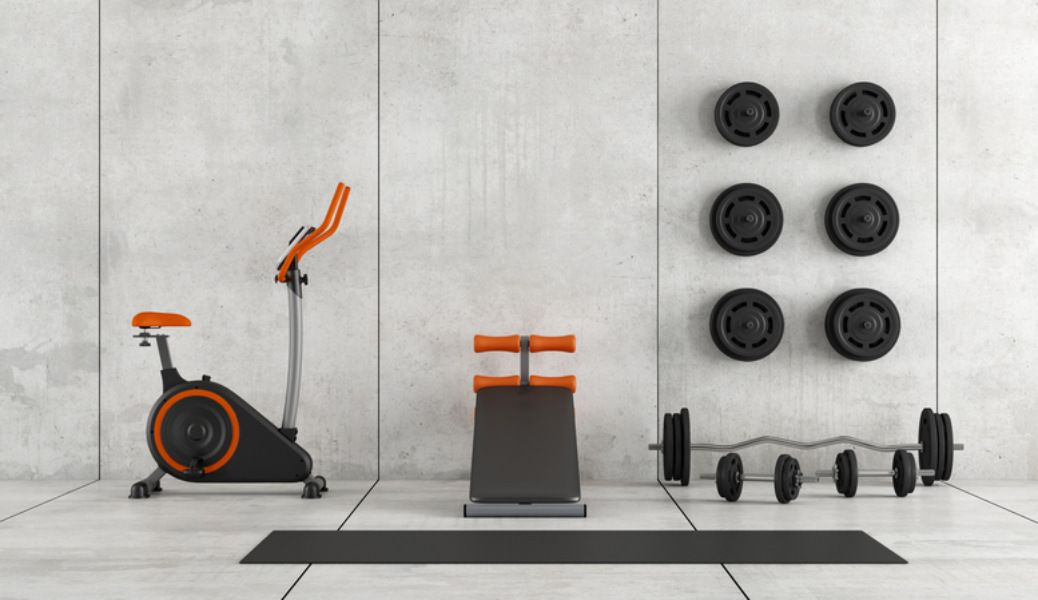 Creating a home gym that makes you want to exercise freshome