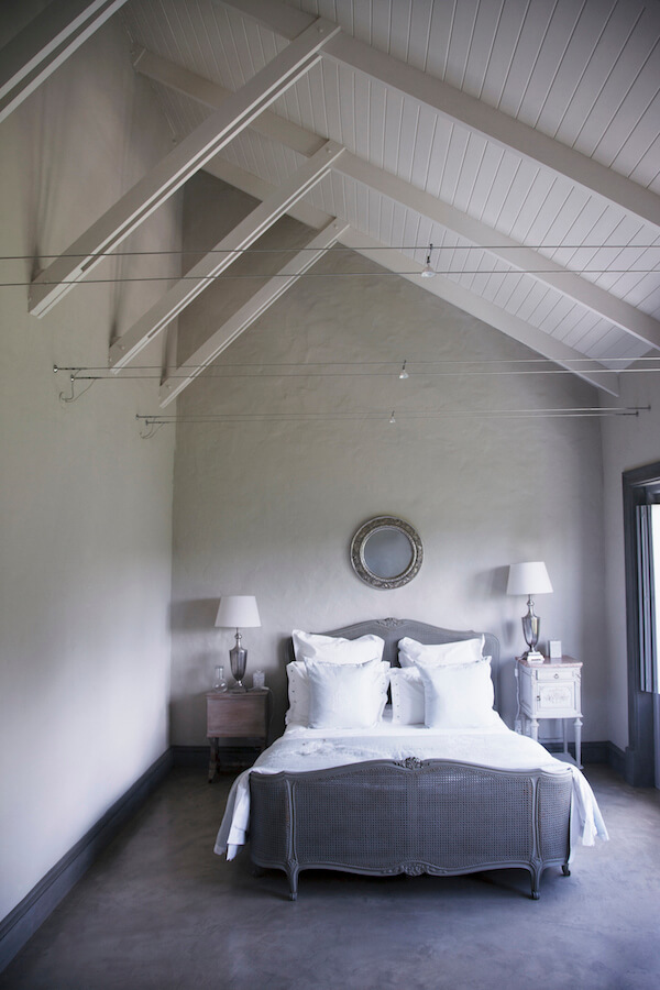 bedroom ceiling beams 1