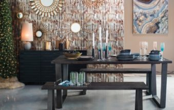 Totally Chic And Affordable Tabletop And Furniture Finds For Your Holiday Dinners From Jet.com