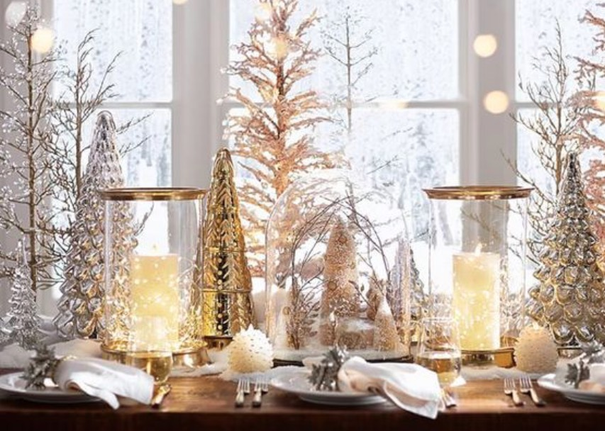 5 Pinterest Christmas Table Decorating Trends You Ll Want