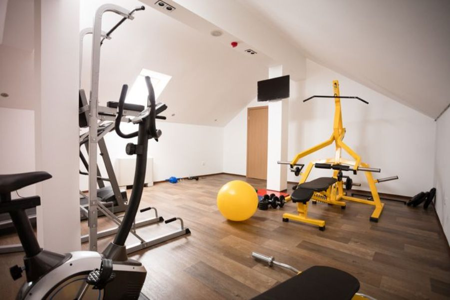 Exercise room  space