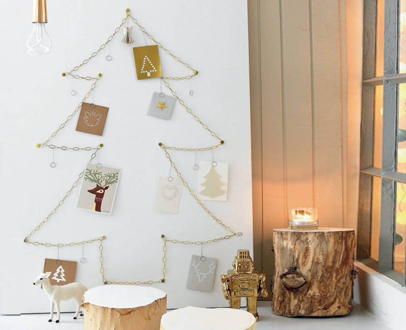christmas card display ideas and christmas card holders