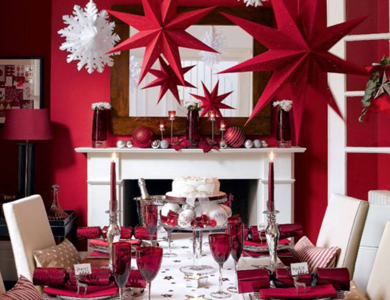 Magnificent 5 Pinterest Christmas Table Decorating Trends Youll Want To Try Home Interior And Landscaping Ologienasavecom