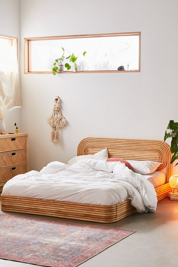rattan furniture - bed 4