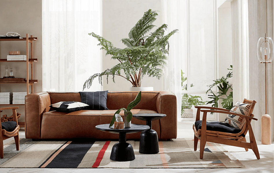 rattan furniture - living 2