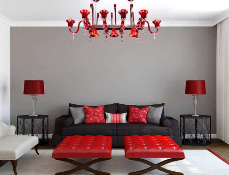 decorating with red ideas