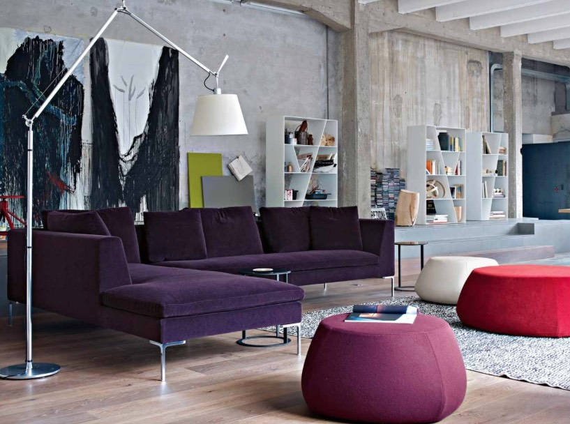 15 Ideas For Decorating With Purple For A Modern Sexy Space