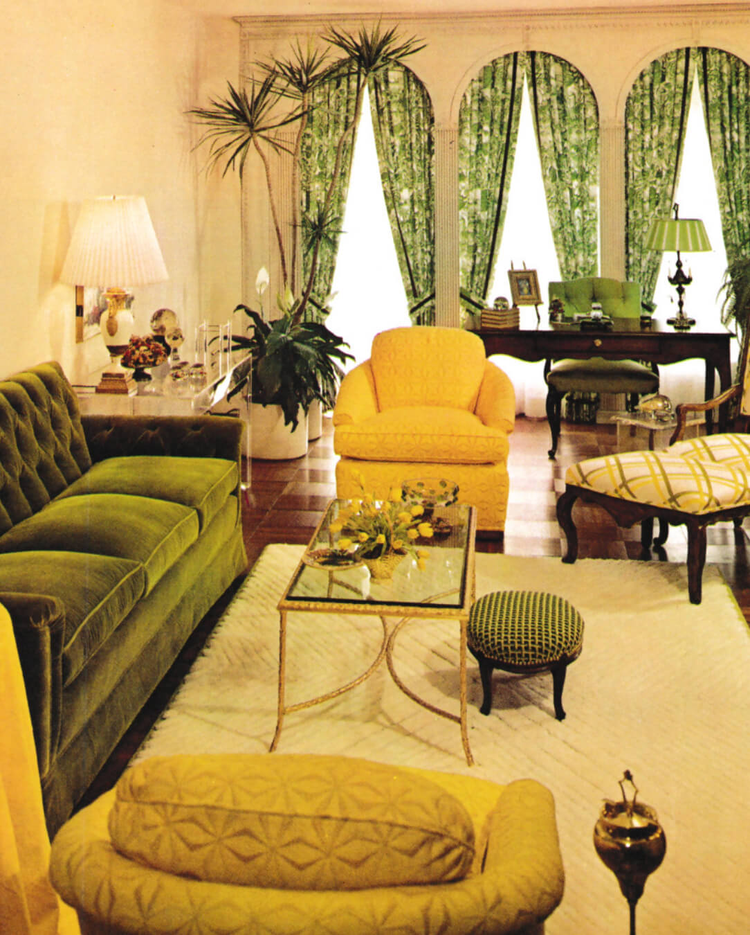 Get Inspired By This 1970s Color Flashback | Freshome.com