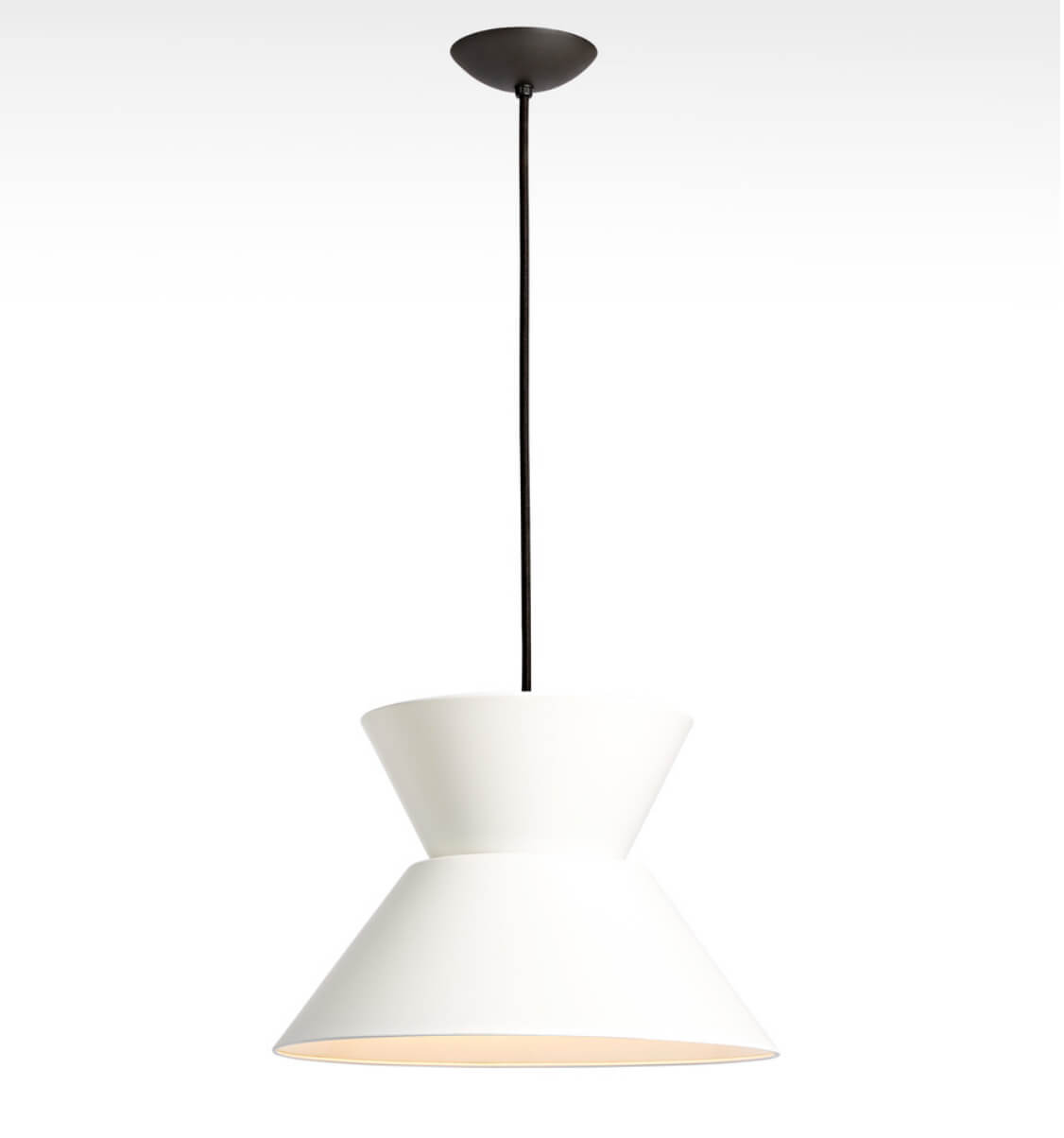 Mid-Century Modern Swag Light