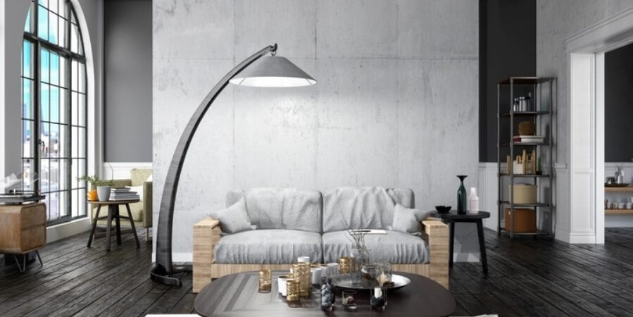 Don't Hide Those Concrete Walls! Use Them in Your Home's Interior Design