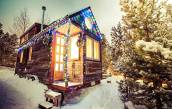 Tiny House Christmas Ideas You Can Use in Your Home