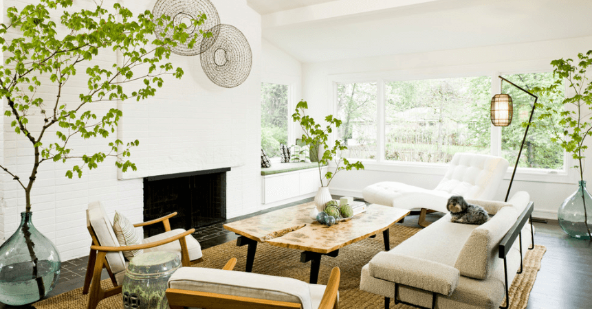 Cozy Casa: How to Warm Up a Cold Space