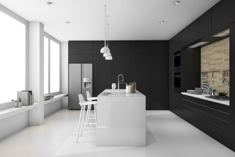 Is The Kitchen Work Triangle An Outdated Design Rule Freshome Com