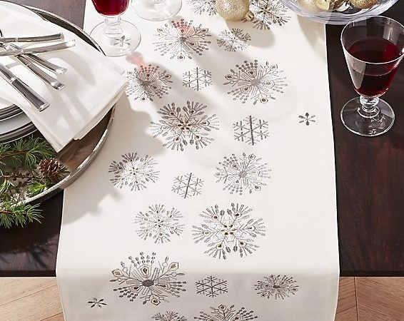 Here's Everything You Need From Your Favorite Retailers To Create A Festive Christmas Dining Table