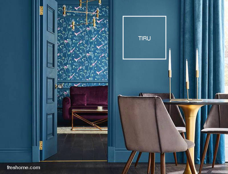 Here\'s Your Scorecard Of Every 2019 Color Of The Year | Freshome