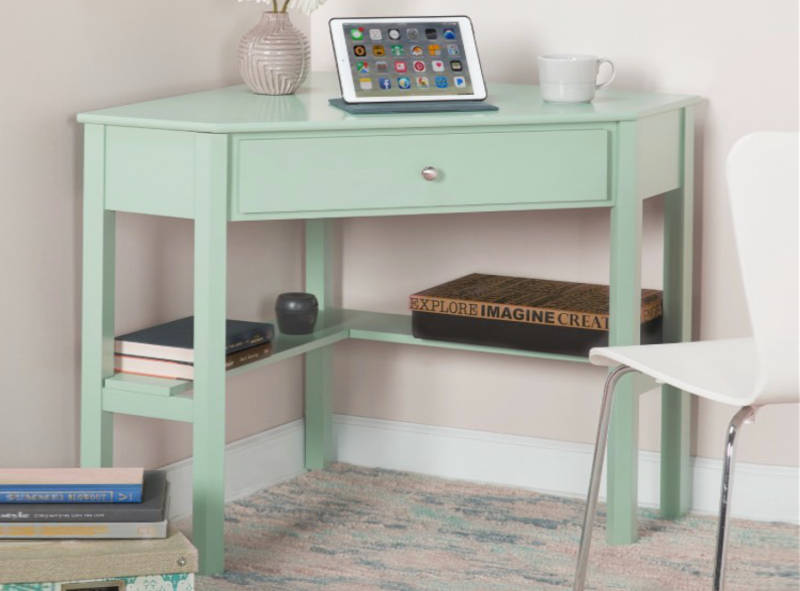 10 Small Corner Desks That Transform A Corner Into A Small ...
