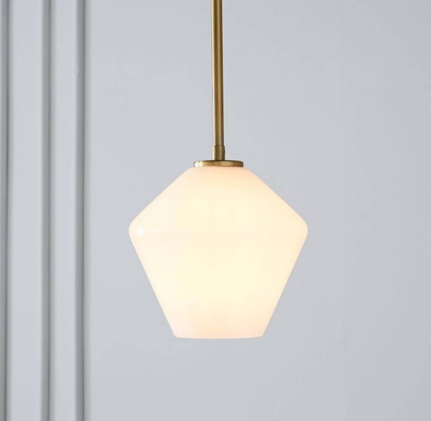 Soft Bedside Pendant Light