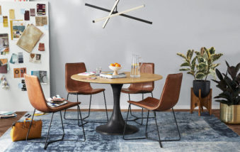 Trick Out Your Office With West Elm and Steelcase's Uber-Chic Office Line
