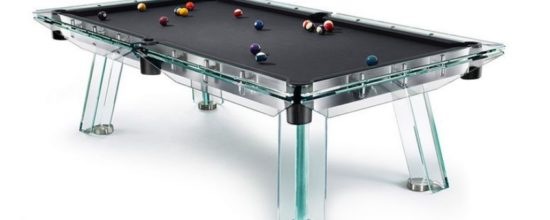 Cool Trends in Pool Tables