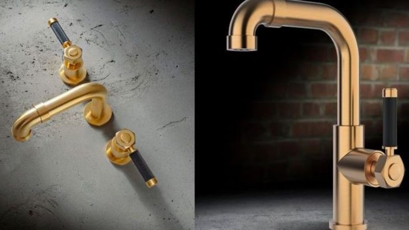 Take a Look at the Latest Faucet Trends from Industry Leaders