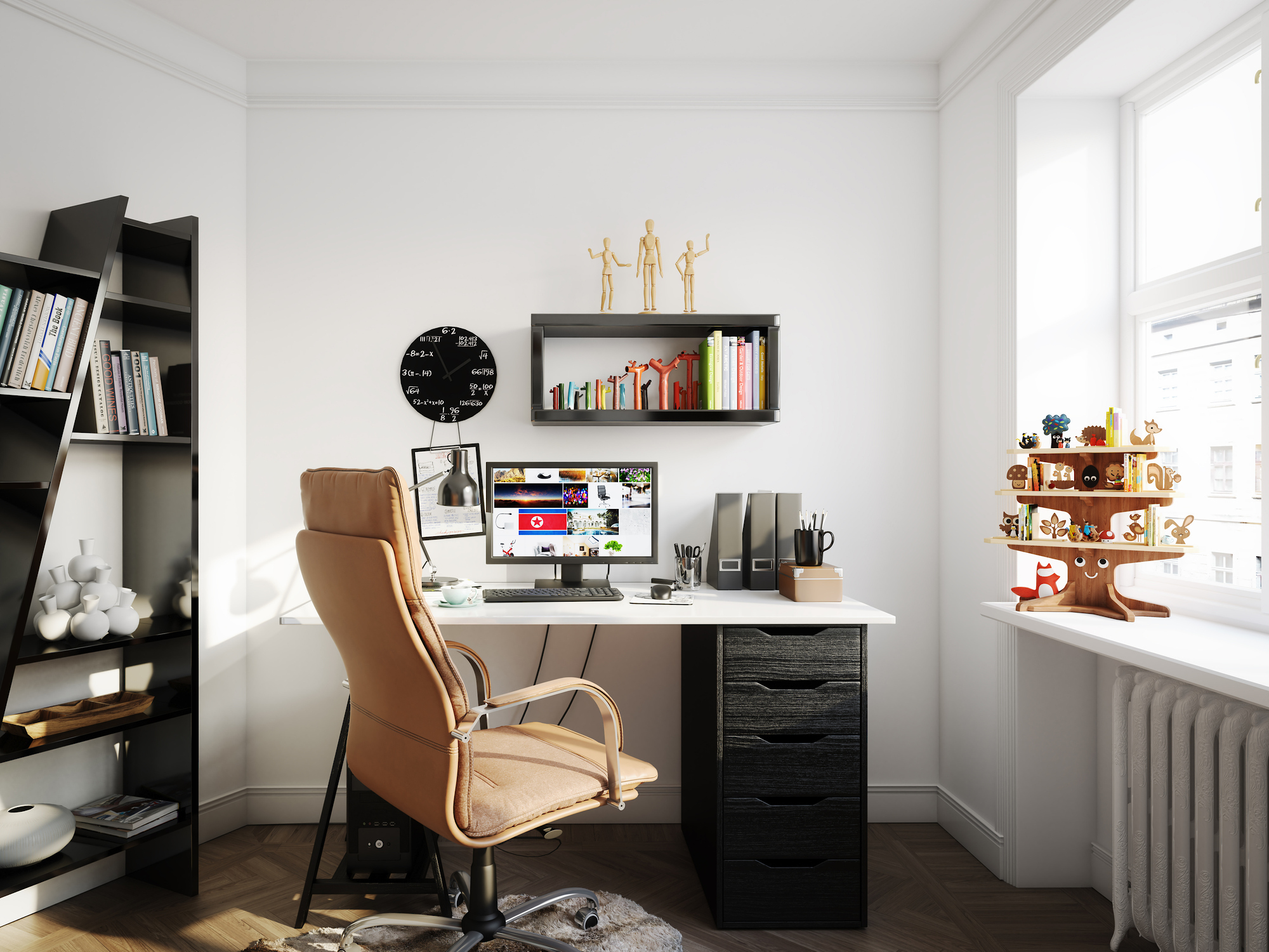 Freelancing with a disability: Designing an accessible work from home space