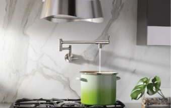 Pot Fillers Are Trendy, But Are They Practical?