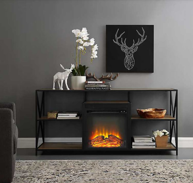 Media cabinet to organize your home